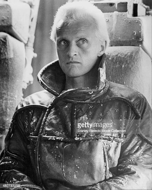 Actor Rutger Hauer in a scene from the movie 'Blade Runner' 1982