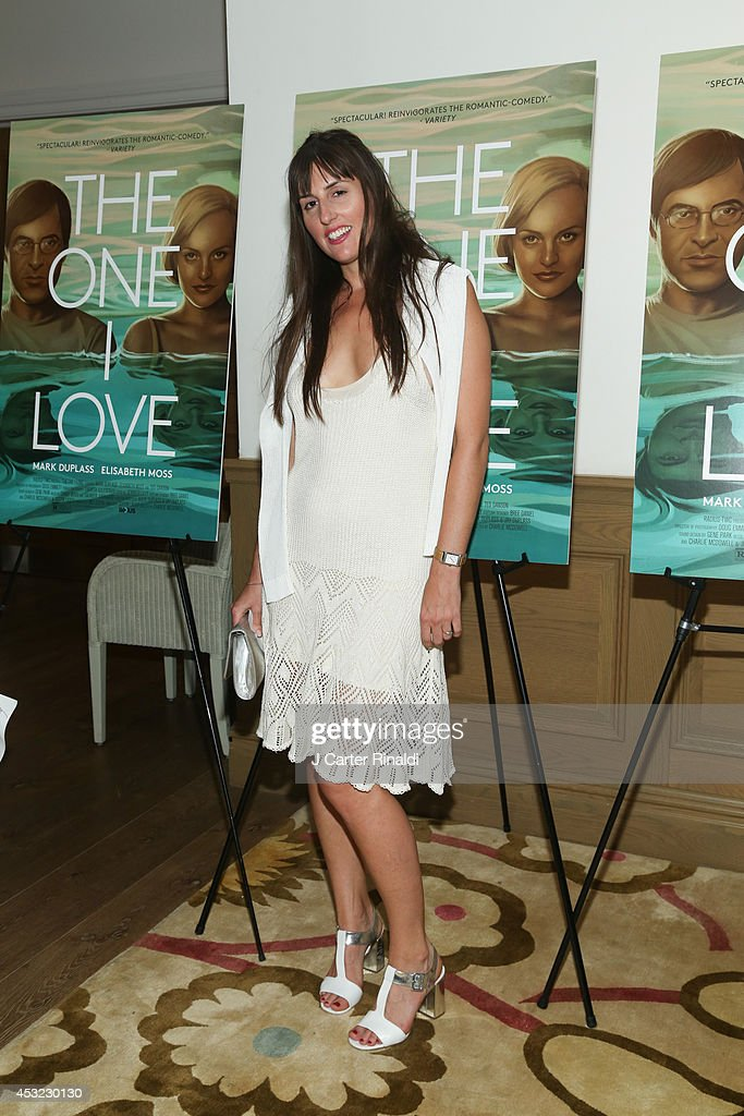 Actor <a gi-track='captionPersonalityLinkClicked' href=/galleries/search?phrase=Ry+Russo-Young&family=editorial&specificpeople=4252267 ng-click='$event.stopPropagation()'>Ry Russo-Young</a> attends 'The One I Love' New York Screening at the Crosby Street Theater on August 5, 2014 in New York City.