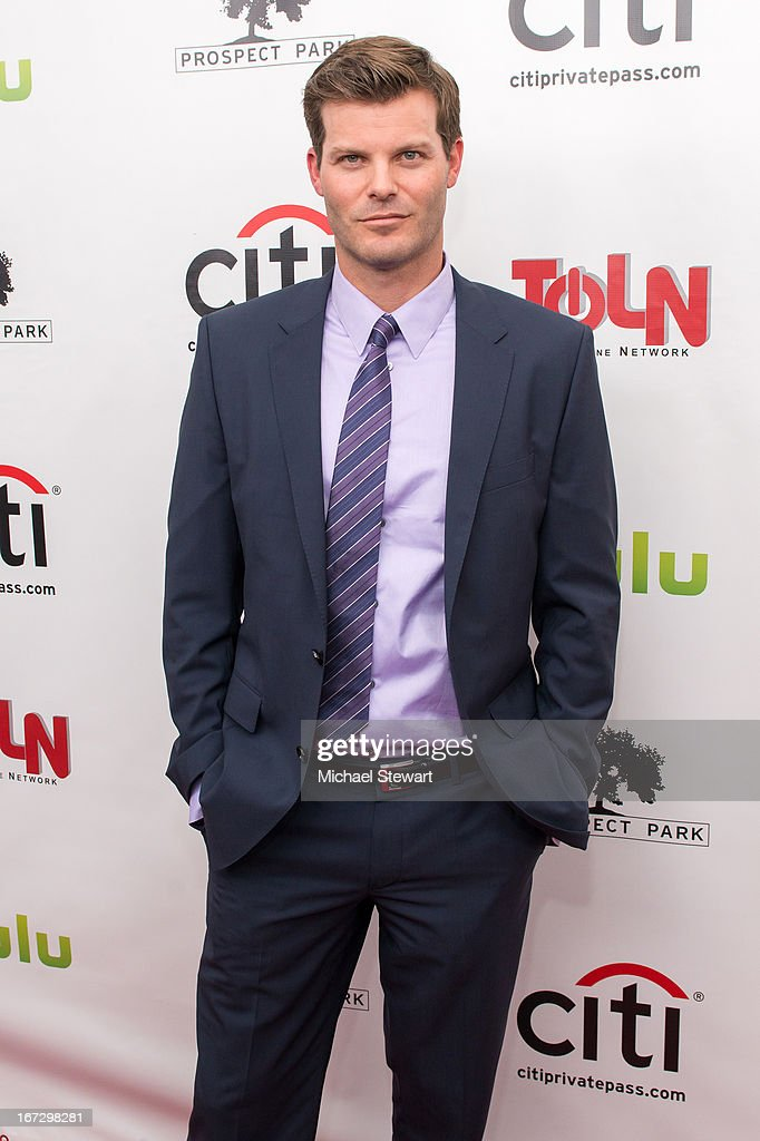Actor Ryan Bittle attends the 'All My Children' & 'One Life To Live' premiere at Jack H. Skirball Center for the Performing Arts on April 23, 2013 in New York City.