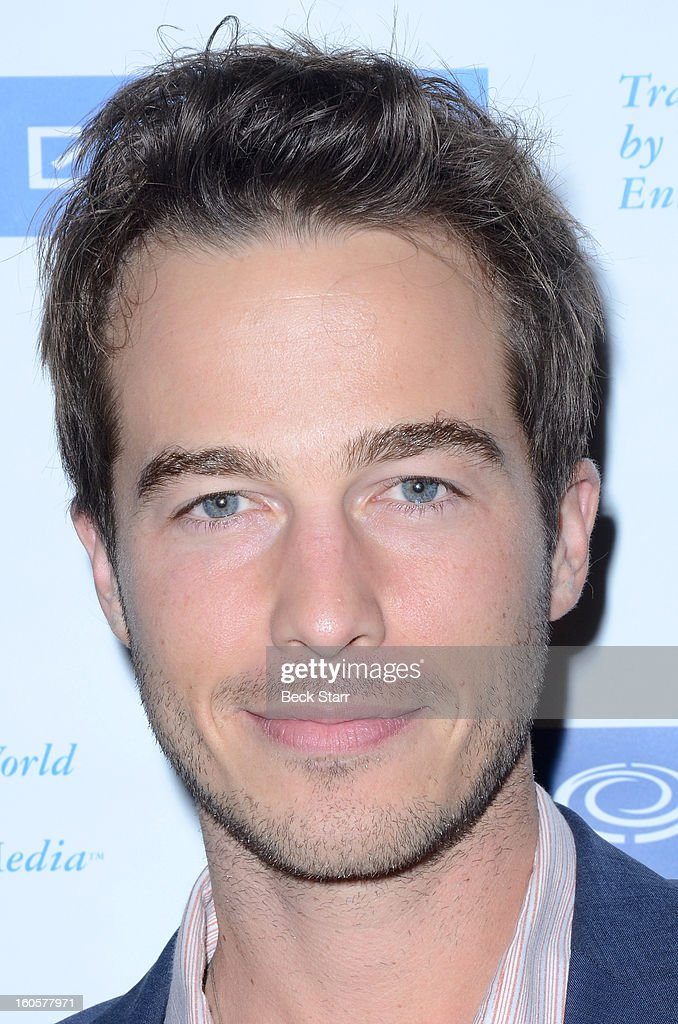 Actor <a gi-track='captionPersonalityLinkClicked' href=/galleries/search?phrase=Ryan+Carnes&family=editorial&specificpeople=699958 ng-click='$event.stopPropagation()'>Ryan Carnes</a> arrives at 'GATE', Global Alliance For Transformational Entertainment's 3rd annual green carpet event at Saban Theatre on February 2, 2013 in Beverly Hills, California.