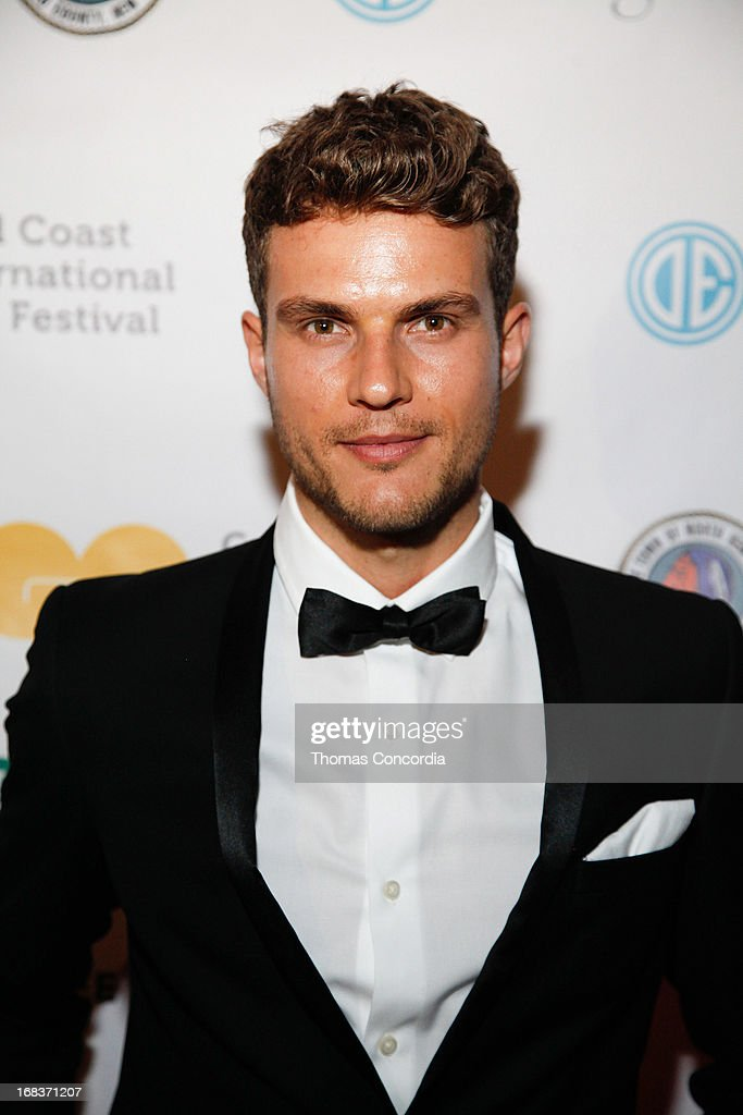 Actor Ryan Cooper attends Baz Luhrmann & Gold Coast Int'l Film Festival host 'The Great Gatsby' on May 8, 2013 in Port Washington, New York.