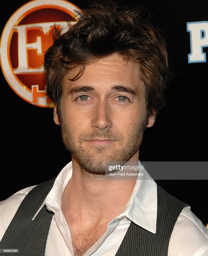 Actor Ryan Eggold arrives at the Entertainement Tonight Emmy party held at the Walt Disney Concert Hall on September 21, 2008 in Los Angeles, California.