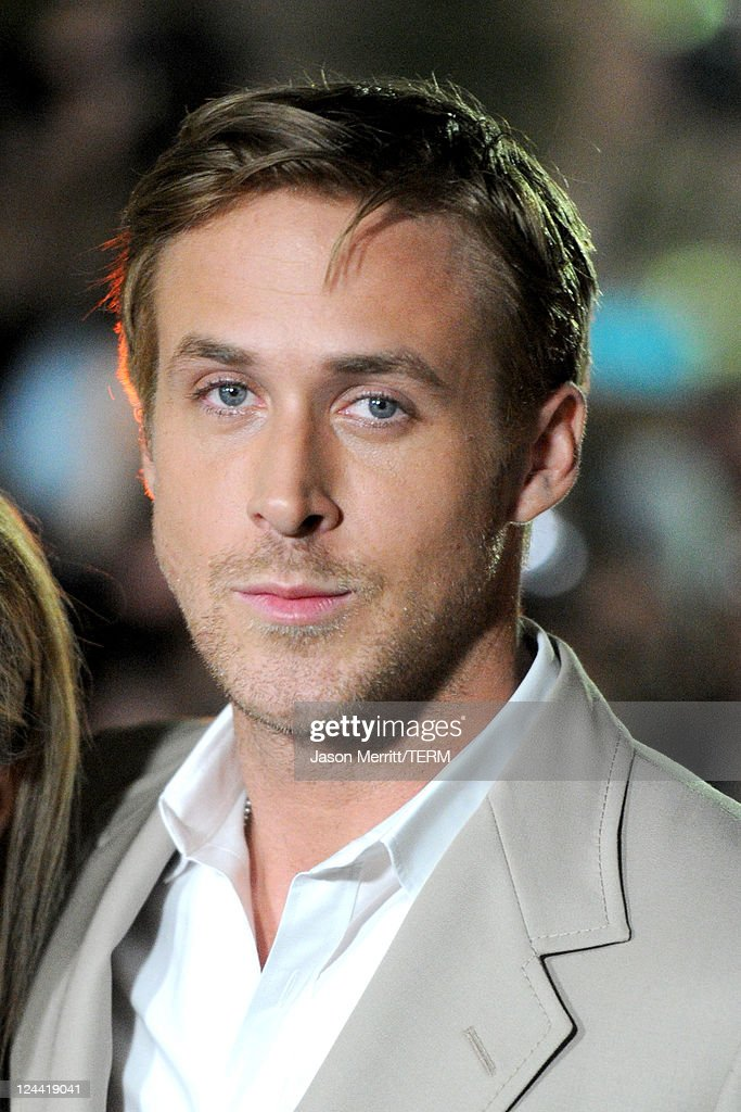 Actor Ryan Gosling arrives at 'The Ides Of March' Premiere at Roy Thomson Hall during the 2011 Toronto International Film Festival on September 9, 2011 in Toronto, Canada.