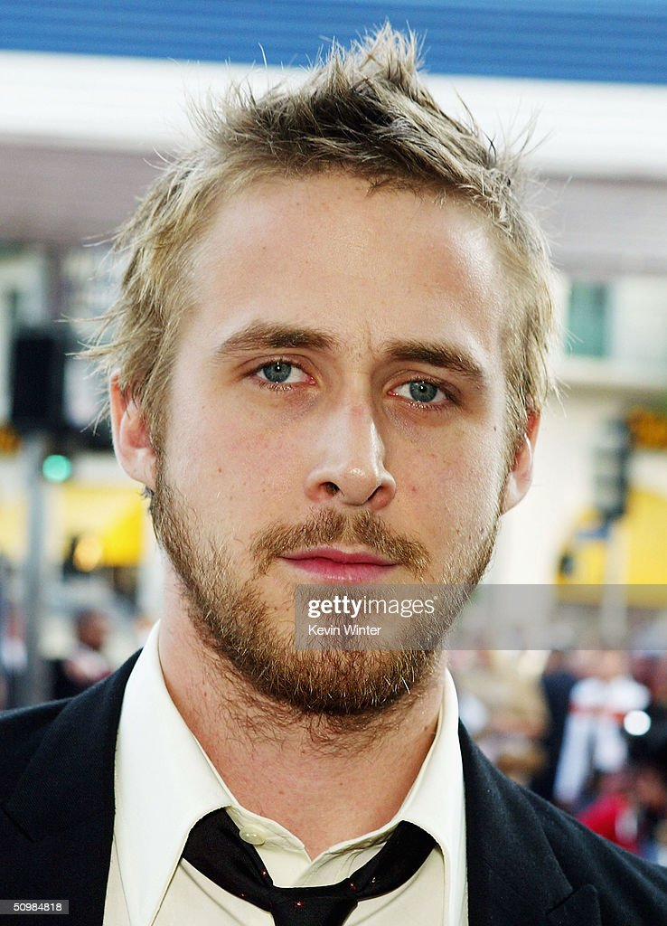 Actor Ryan Gosling arrives at the premiere of New Lines' 'The Notebook' on June 21, 2004 at the Village Theatre, in Los Angeles, California.