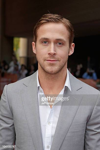 Actor Ryan Gosling attends 'Blue Valentine' Premiere during the 35th 2010 Toronto International Film Festival at Ryerson Theatre on September 15 2010...