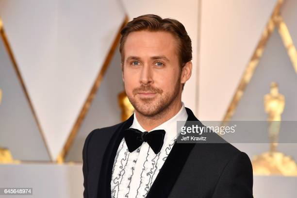 Actor Ryan Gosling attends the 89th Annual Academy Awards at Hollywood Highland Center on February 26 2017 in Hollywood California