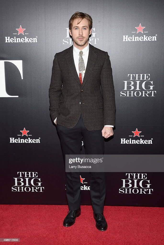The Big Short - NYC Premiere