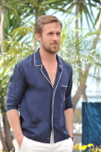 Actor Ryan Gosling attends the 'Drive' photocall during the 64th Annual Cannes Film Festival at Palais des Festivals on May 20 2011 in Cannes France