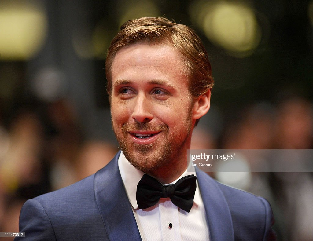 Actor <a gi-track='captionPersonalityLinkClicked' href=/galleries/search?phrase=Ryan+Gosling&family=editorial&specificpeople=214557 ng-click='$event.stopPropagation()'>Ryan Gosling</a> attends the 'Drive' premiere during the 64th Annual Cannes Film Festival at Palais des Festivals on May 20, 2011 in Cannes, France.