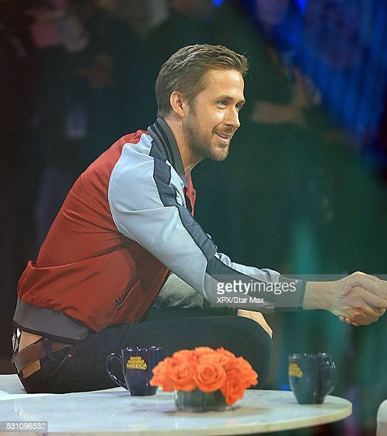 Actor Ryan Gosling is seen on May 12 2016 in New York City