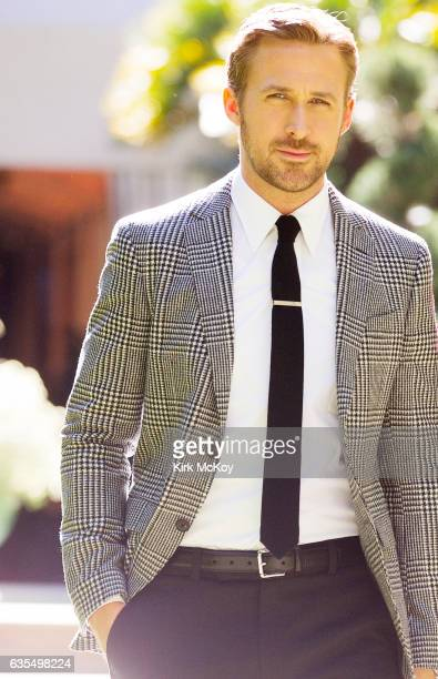 Actor Ryan Gosling of 'La la Land' is photographed for Los Angeles Times on January 30 2017 in Los Angeles California PUBLISHED IMAGE CREDIT MUST...