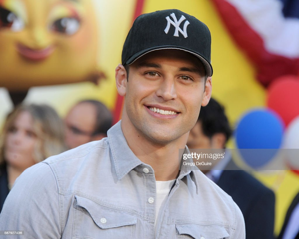 Actor Ryan Guzman arrives at the premiere of Sony's 'Sausage Party' at Regency Village Theatre on August 9 2016 in Westwood California