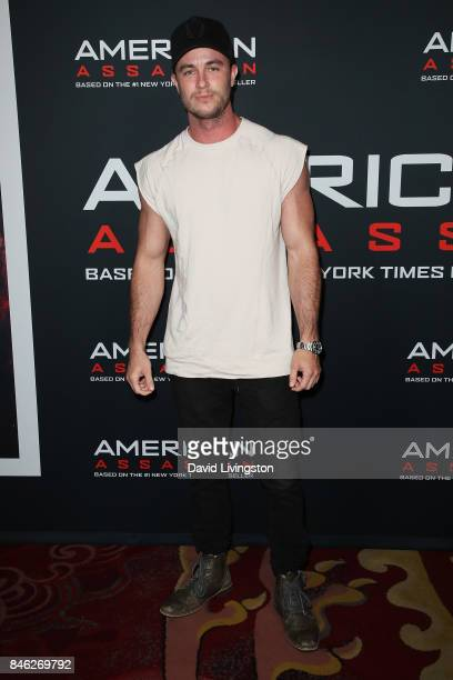 Actor Ryan Kelley attends a Screening of CBS Films and Lionsgate's 'American Assassin' at TCL Chinese Theatre on September 12 2017 in Hollywood...