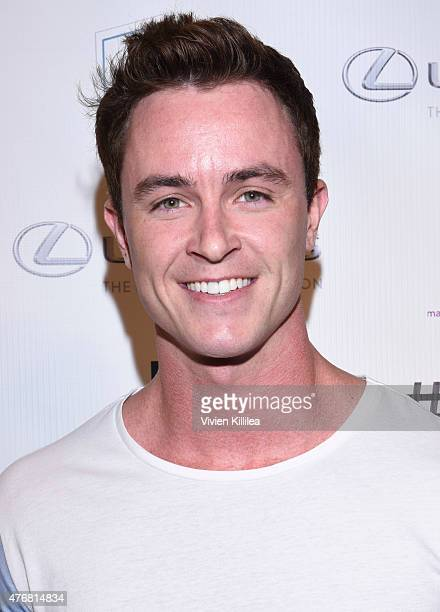 Actor Ryan Kelley attends the Lambda Legal 2014 West Coast Liberty Awards Hosted By Wendi McLendonCovey at the Beverly Wilshire Four Seasons Hotel on...