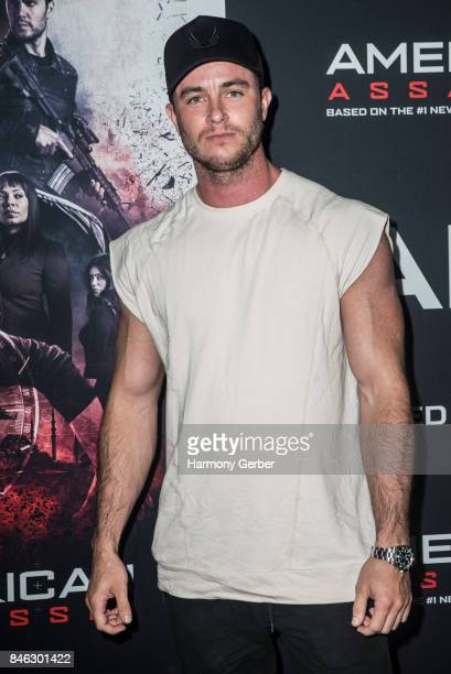 Actor Ryan Kelley attends the Screening Of CBS Films And Lionsgate's 'American Assassin' at TCL Chinese Theatre on September 12 2017 in Hollywood...
