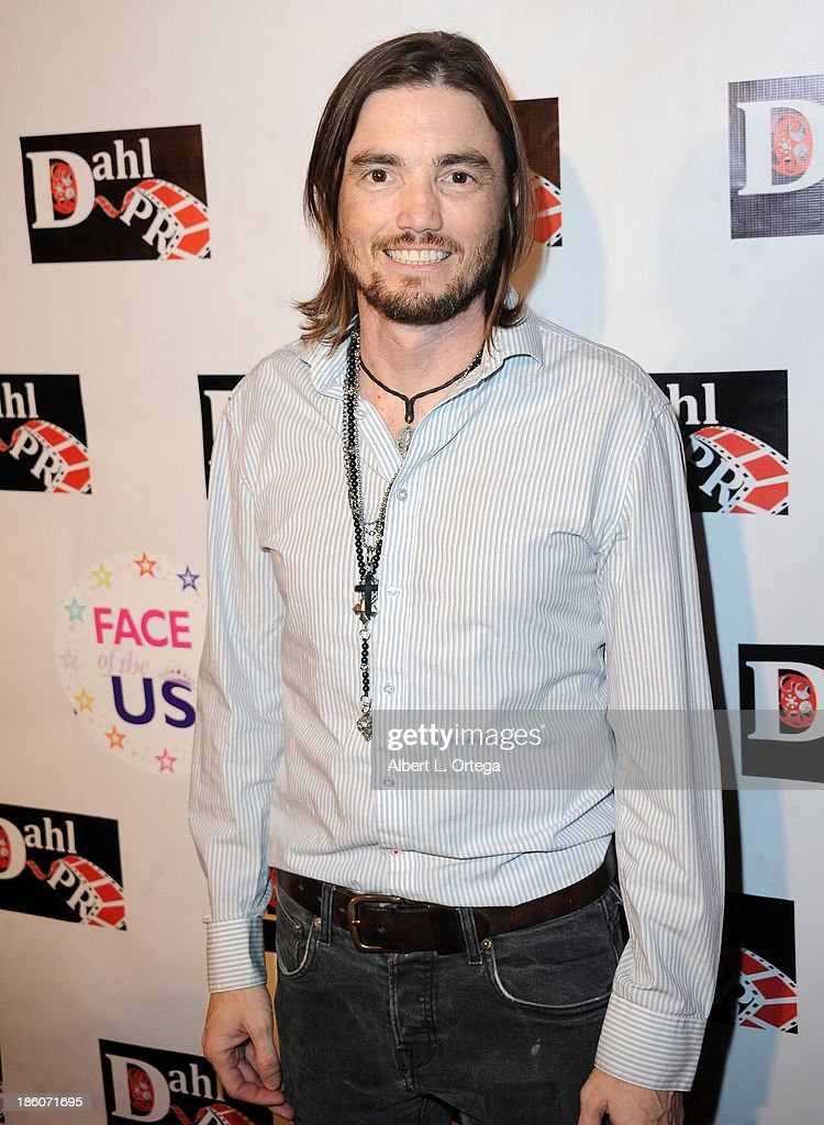 Actor Ryan Kiser arrives for 'The Black Dahlia Haunting' DVD Release Party held at The Station Hollywood on October 15, 2013 in Hollywood, California.