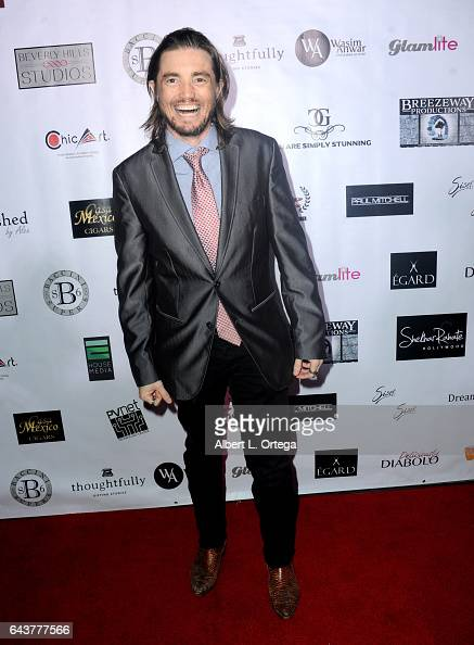 Actor Ryan Kiser arrives for the Roman Media Inc's 3rd Annual Red Carpet And Fashion Show held at Boulevard3 on February 21 2017 in Hollywood...