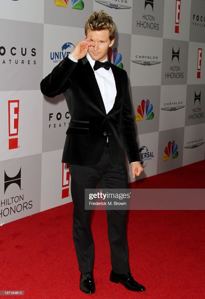 Actor Ryan Kwanten arrives at NBC Universal's 69th Annual Golden Globe Awards After Party at The Beverly Hilton hotel on January 15 2012 in Beverly...