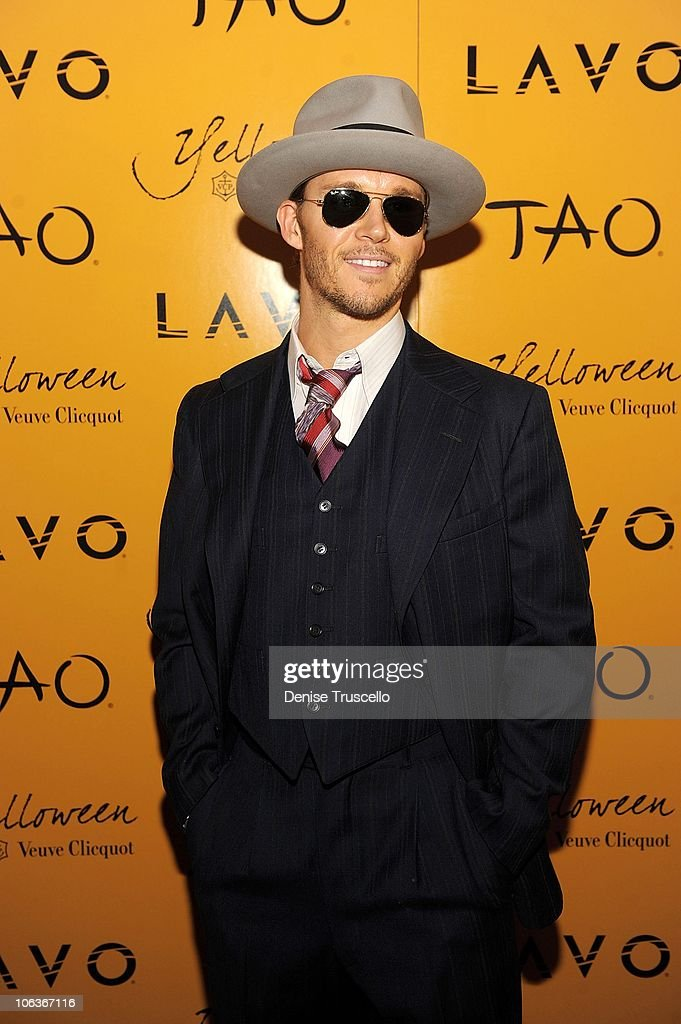Veuve Clicquot's Yelloween at Tao Hosted By Ryan Kwanten of HBO's 'True Blood'
