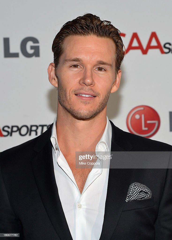 Actor <a gi-track='captionPersonalityLinkClicked' href=/galleries/search?phrase=Ryan+Kwanten&family=editorial&specificpeople=2963828 ng-click='$event.stopPropagation()'>Ryan Kwanten</a> attends CAA Sports Super Bowl Party presented By LG at Contemporary Arts Center on February 2, 2013 in New Orleans, Louisiana.