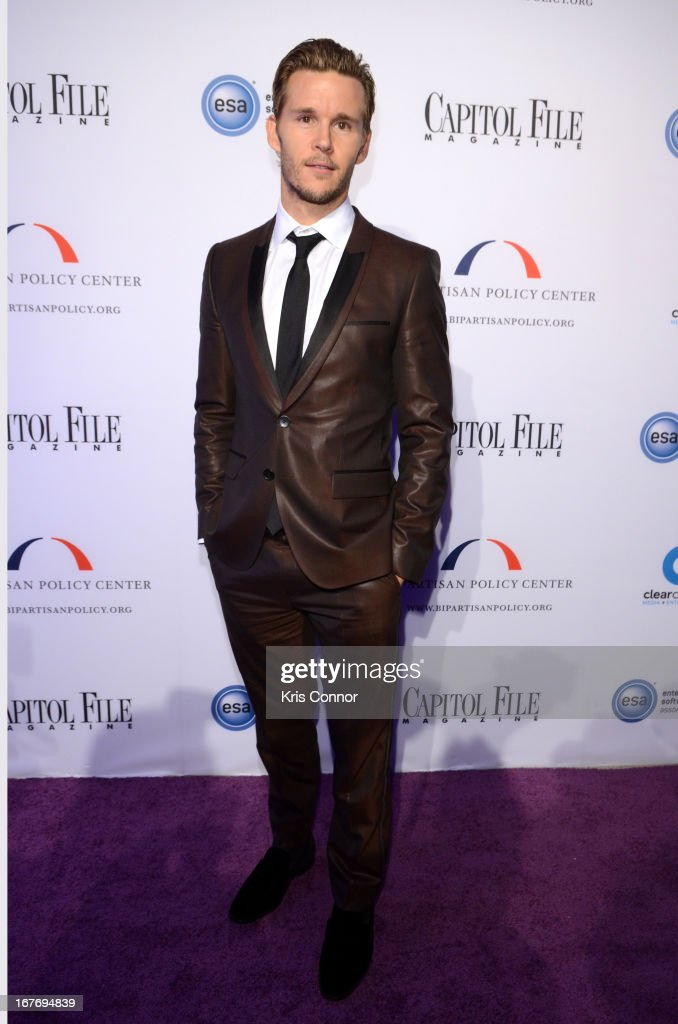 Actor Ryan Kwanten attends Capitol File's White House Correspondents' Association Dinner after party presented by The Bipartisan Policy Center on...