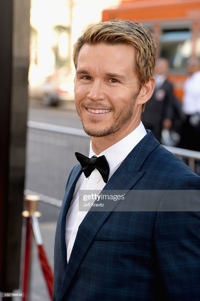 Actor Ryan Kwanten attends HBO 'True Blood' season 7 premiere at TCL Chinese Theatre on June 17 2014 in Hollywood California