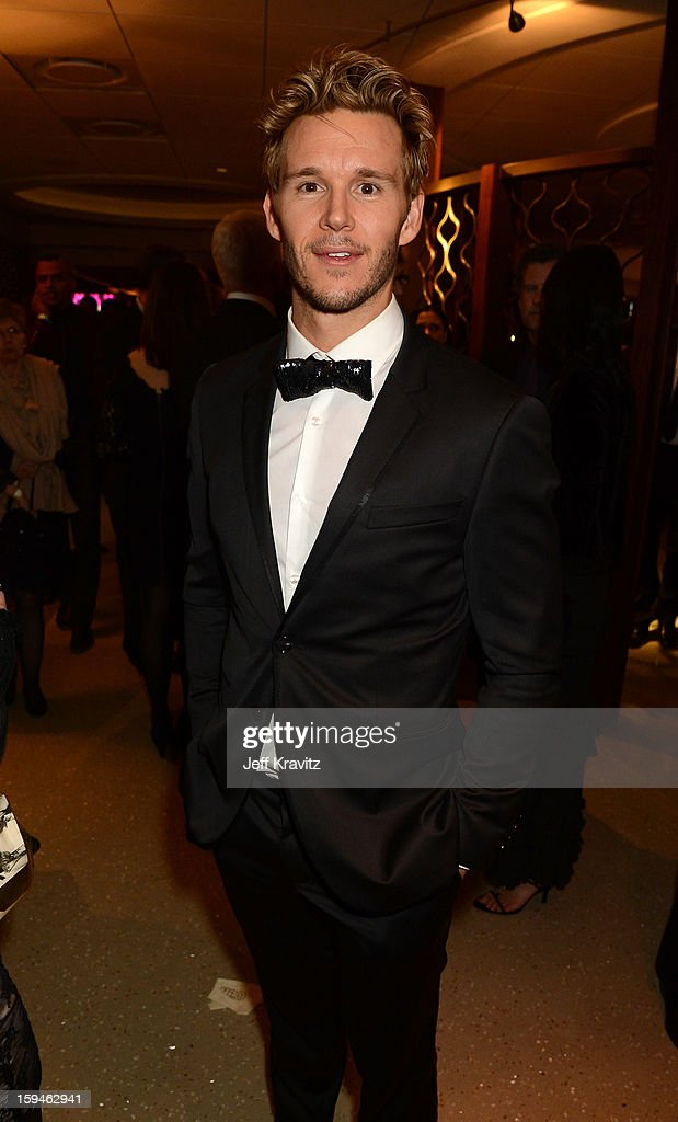 Actor Ryan Kwanten attends HBO's Official Golden Globe Awards After Party held at Circa 55 Restaurant at The Beverly Hilton Hotel on January 13, 2013 in Beverly Hills, California.