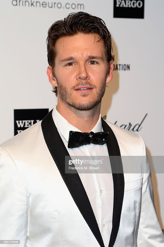 Actor Ryan Kwanten attends the 23rd Annual Elton John AIDS Foundation's Oscar Viewing Party on February 22 2015 in West Hollywood California