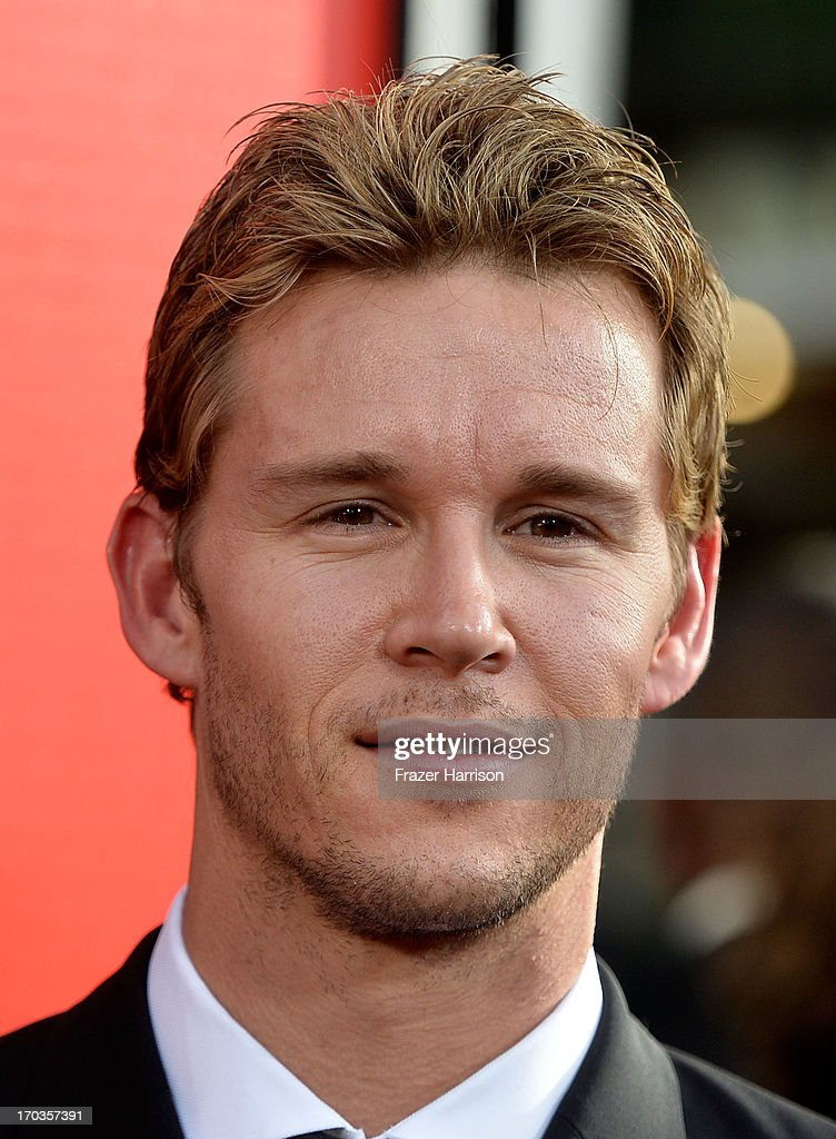 Actor Ryan Kwanten attends the premiere of HBO's 'True Blood' Season 6 at ArcLight Cinemas Cinerama Dome on June 11 2013 in Hollywood California