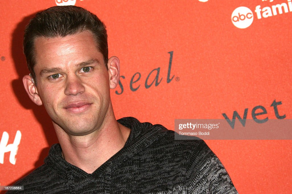 Actor Ryan Lane attends the 'Crush' By ABC Family Fashion launch held at The London Hotel on November 6, 2013 in West Hollywood, California.