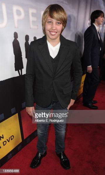Actor Ryan Lee arrives to Paramount Pictures' 'Super 8' Bluray and DVD release party at AMPAS Samuel Goldwyn Theater on November 22 2011 in Beverly...