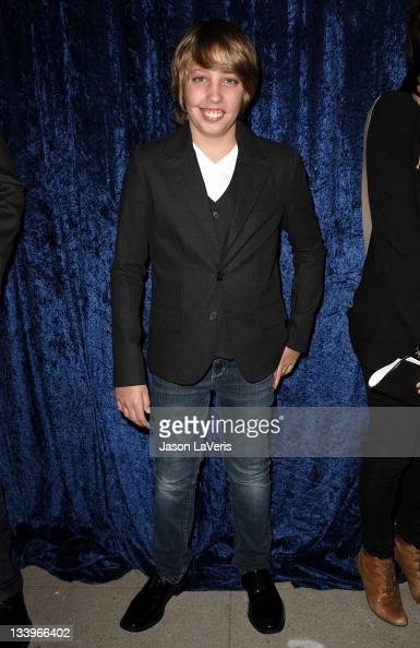Actor Ryan Lee attends the 'Super 8' bluray and DVD release party at AMPAS Samuel Goldwyn Theater on November 22 2011 in Beverly Hills California