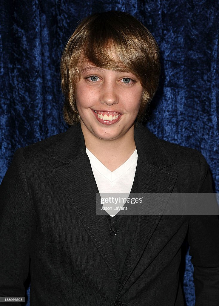 Actor Ryan Lee attends the 'Super 8' blu-ray and DVD release party at AMPAS Samuel Goldwyn Theater on November 22, 2011 in Beverly Hills, California.
