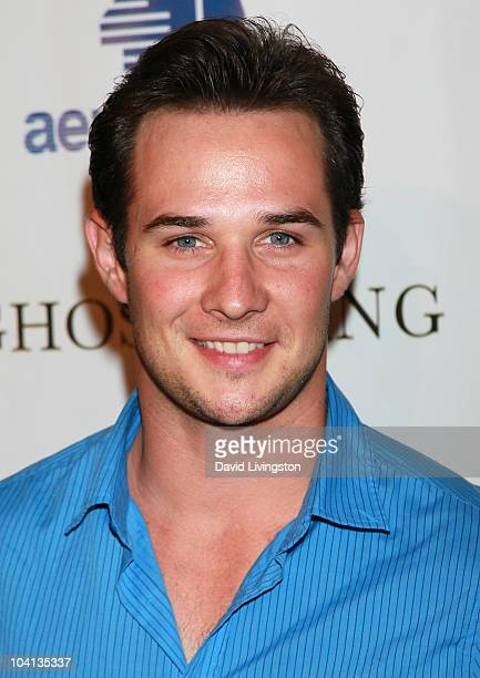 Actor Ryan Merriman attends Coca Cola's 200th Anniversary of Mexico's Independence Celebration at W Hollywood on September 15 2010 in Hollywood...