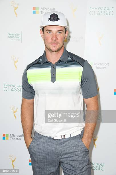 Actor Ryan Merriman attends the Television Academy Foundation's 16th Annual Emmy Golf Classic at Wilshire Country Club on August 31 2015 in Los...
