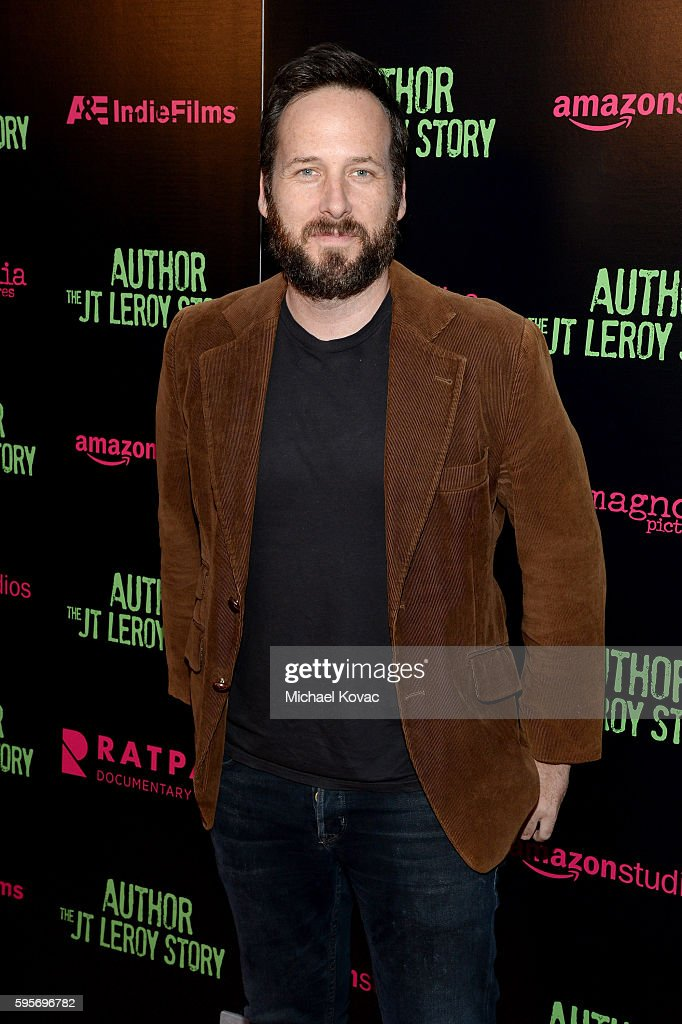Actor Ryan O'Nan attends the Los Angeles Premiere of 'Author The JT Leroy Story' at NeueHouse Hollywood on August 25 2016 in Los Angeles California