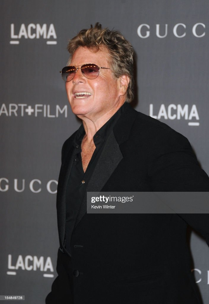 Actor Ryan O'Neal arrives at LACMA 2012 Art + Film Gala at LACMA on October 27, 2012 in Los Angeles, California.