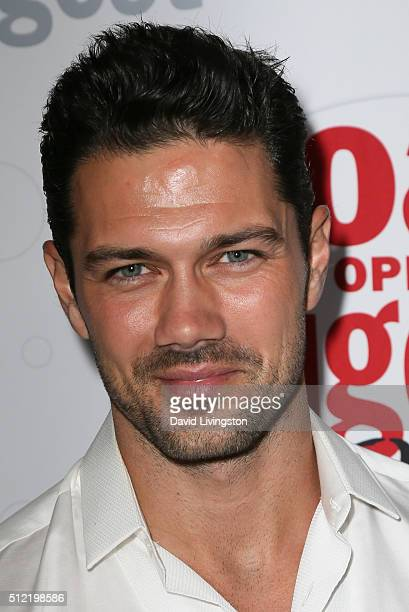 Actor Ryan Paevey arrives at the 40th Anniversary of the Soap Opera Digest at The Argyle on February 24 2016 in Hollywood California