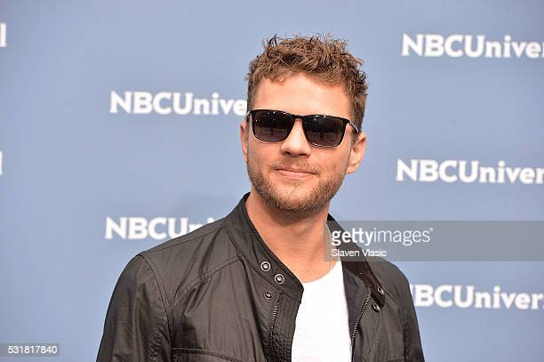 Actor Ryan Phillippe attends the NBCUniversal 2016 Upfront Presentation on May 16 2016 in New York New York
