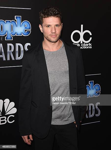 Actor Ryan Phillippe attends the PEOPLE Magazine Awards at The Beverly Hilton Hotel on December 18 2014 in Beverly Hills California