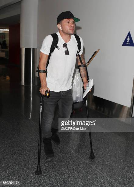 Actor Ryan Phillippe is seen on October 11 2017 in Los Angeles California