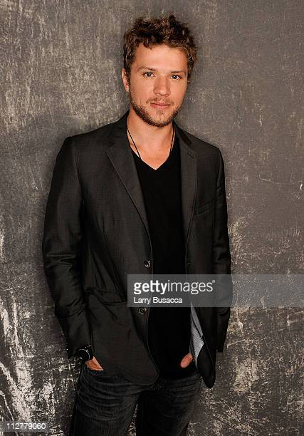 Actor Ryan Phillippe visits the Tribeca Film Festival 2011 portrait studio on April 21 2011 in New York City