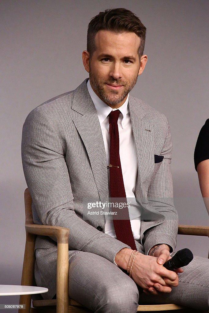 "Apple Store Soho Presents Meet The Actor: Ryan Reynolds, Morena Baccarin, TJ Miller, and Ed Skrein, ""Deadpool"""