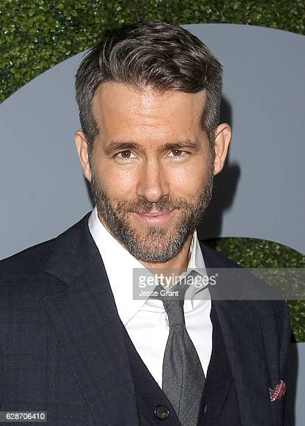 Actor Ryan Reynolds attends the 2016 GQ Men of the Year Party at Chateau Marmont on December 8 2016 in Los Angeles California
