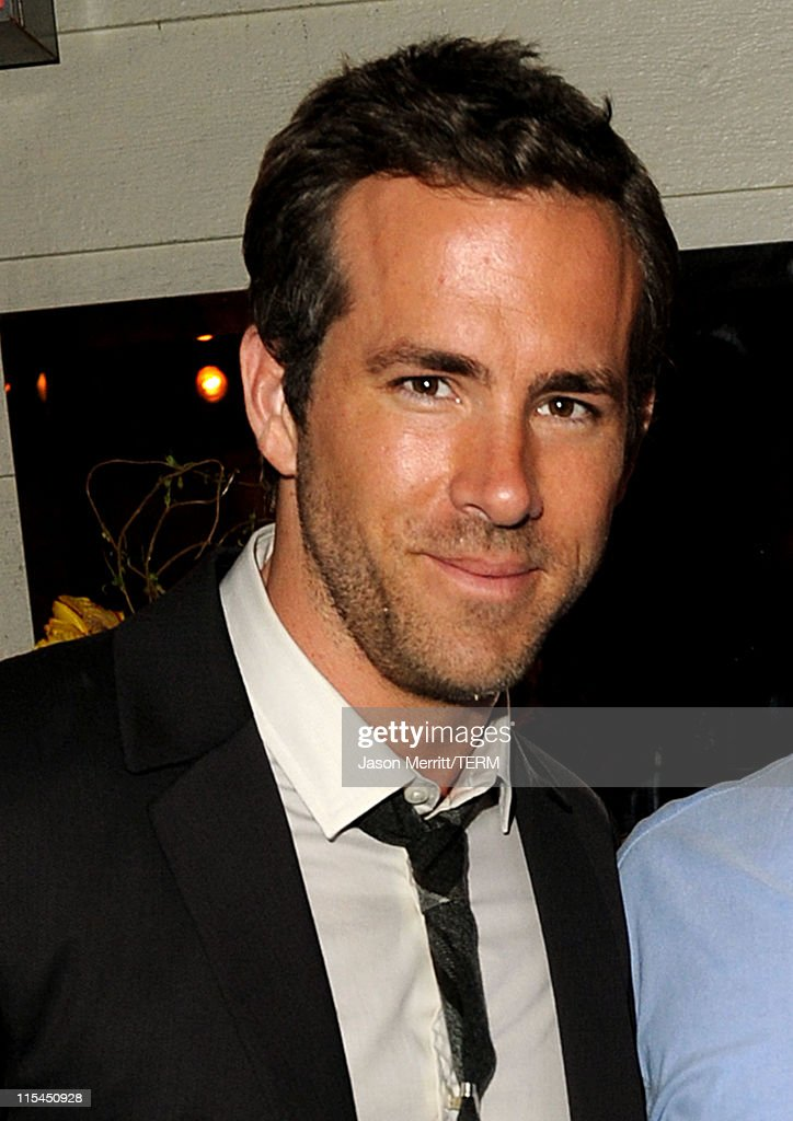 Actor <a gi-track='captionPersonalityLinkClicked' href=/galleries/search?phrase=Ryan+Reynolds&family=editorial&specificpeople=204149 ng-click='$event.stopPropagation()'>Ryan Reynolds</a> attends the Details Magazine/<a gi-track='captionPersonalityLinkClicked' href=/galleries/search?phrase=Ryan+Reynolds&family=editorial&specificpeople=204149 ng-click='$event.stopPropagation()'>Ryan Reynolds</a> Party at Dominick's Restaurant on June 6, 2011 in Los Angeles, California.