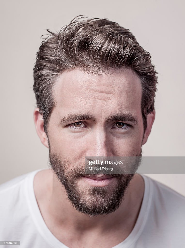 Actor Ryan Reynolds is photographed for Variety on February 3, 2015 in Park City, Utah. ON