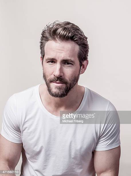 Actor Ryan Reynolds is photographed for Variety on February 3 2015 in Park City Utah ON DOMESTIC EMBARGO UNTIL MAY 3 2015 ON INTERNATIONAL EMBARGO...