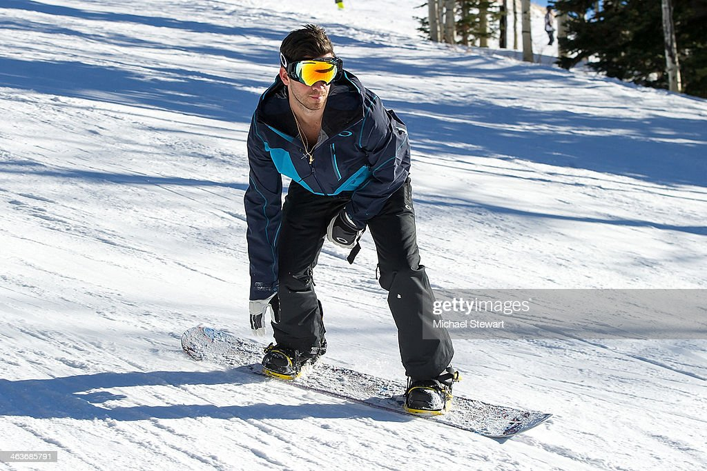 Actor Ryan Rottman attends Oakley Learn To Ride With AOL at Sundance on January 18, 2014 in Park City, Utah.