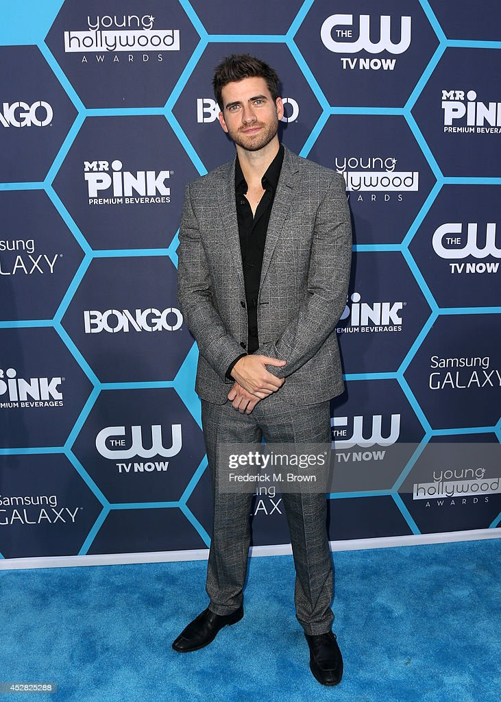 Actor Ryan Rottman attends the 2014 Young Hollywood Awards brought to you by Samsung Galaxy at The Wiltern on July 27, 2014 in Los Angeles, California.