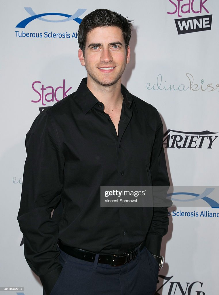 Actor <a gi-track='captionPersonalityLinkClicked' href=/galleries/search?phrase=Ryan+Rottman&family=editorial&specificpeople=5511875 ng-click='$event.stopPropagation()'>Ryan Rottman</a> attends the Tuberous Sclerosis Alliance's Comedy For A Cure benefit at Lure on March 30, 2014 in Hollywood, California.